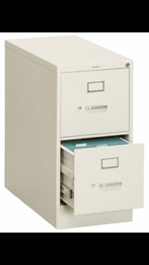 2-DRAWER FILE CABINET for Sale in Cuyahoga Falls, OH