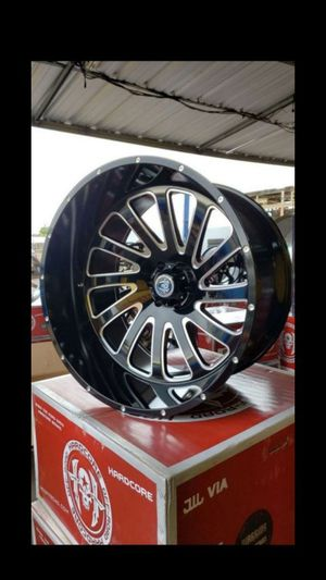 26x14 HC15 8x170 ford f250 f350 in stock for Sale in Phoenix, AZ