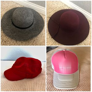 New women's hats for Sale in Redlands, CA