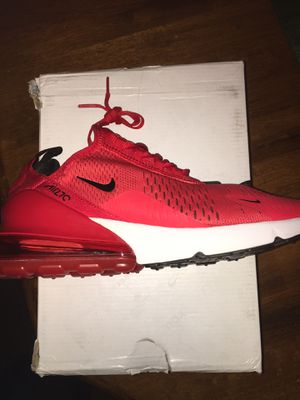 Air max red and black (Men) size 10 PLEASE READ !!!!!!! for Sale in Watertown, CT