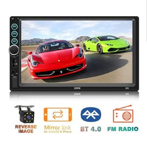 Double Din in-Dash Head Unit Car Stereo Audio Systems 7 inch Touch Screen Mp5. Model 7018B for Sale in Cape Coral, FL