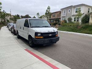 2008 Chevy express 2500 for Sale in San Diego, CA