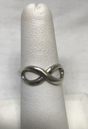 Tiffany & Co infinity .925 ring for Sale in Tampa, FL