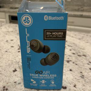 New JLab Audio Go Air True Wireless Bluetooth Earbuds for Sale in Las Vegas, NV