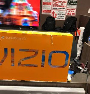 "Vizio 40"" Inch 4K Tv V405-G9 V Series Y5ZH0 for Sale in Murrieta, CA"
