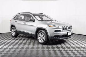 2016 Jeep Cherokee for Sale in Lynnwood, WA