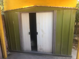 Aluminum shed for Sale in Alhambra, CA