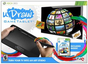 *** U draw Xbox 360 game *** for Sale in Union City, CA