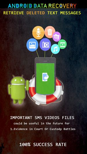 Android Data Recovery Deleted SMS Txts - Files - Videos & Applications for Sale in Carrollton, TX