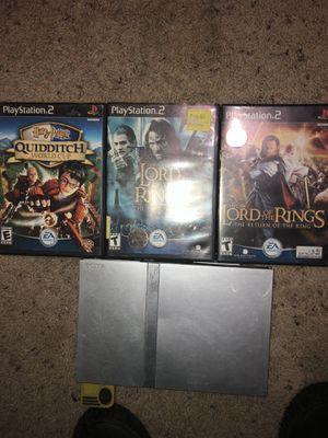 PS2 & games for Sale in Syracuse, UT