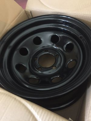 Brand new 15x8. Four rims for Sale in PT CHARLOTTE, FL