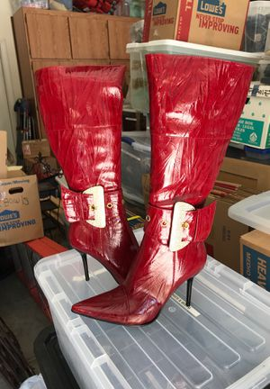 Brand new Italina size 9 women's boots for Sale in Las Vegas, NV