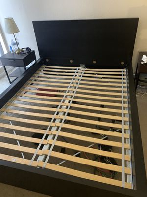IKEA Queen Size Bed Frame for Sale in Anaheim, CA