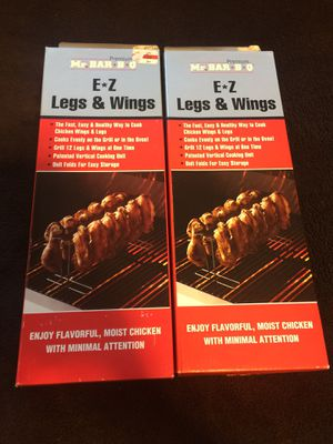 BBQ legs and wings grill for Sale in Kent, WA