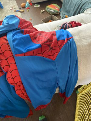 spiderman kid costumes for Sale in Fresno, CA