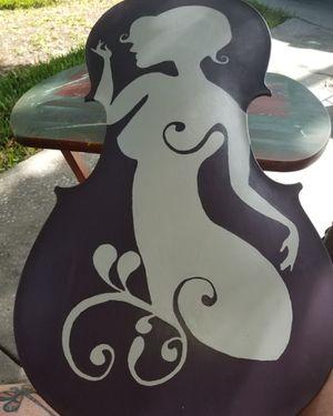 Cello art! for Sale in Lakeland, FL