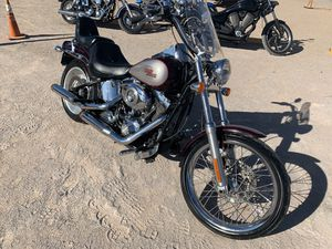 Harley Davidson Softail custom for Sale in Georgetown, TX
