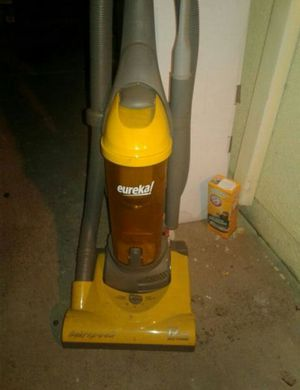 Turns on and works. Needs belt... tends to break vacuum belt easily.. if u know how to fix problem than it will be like new.. only asking $10 or obo.. for Sale in Moreno Valley, CA