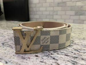 Louis Vuitton Men's Monogram Belt for Sale in Kissimmee, FL