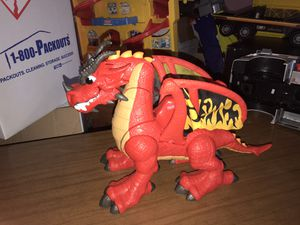 Imaginext dragon toy for Sale in Virginia Beach, VA