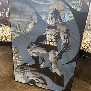 Batman Picture Frame for Sale in Elgin, IL