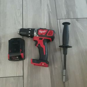 New Milwaukee hammer Drill 18v for Sale in Phoenix, AZ