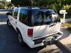 2003 chevy blazer 4wd for Sale in West Palm Beach, FL