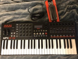 AKAI PROFESSIONAL MIDI MPK-249 for Sale in Monterey, CA