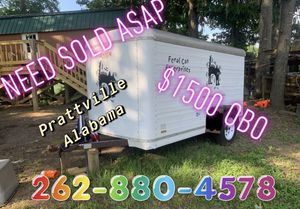 Jensen 5x10 trailer for Sale in Millbrook, AL