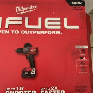 Milwaukee Hammer Drill Hard Case for Sale in Phoenix, AZ