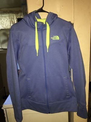 BRAND NEW NORTH FACE ZIP UP for Sale in Edgewood, WA