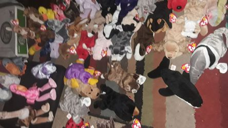 Beanie Babies for Sale in Seattle,  WA