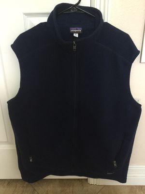 Men's polyester Patagonia vest for Sale in Houston, TX