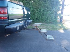 Slide in camper steps for Sale in Burlington, WA