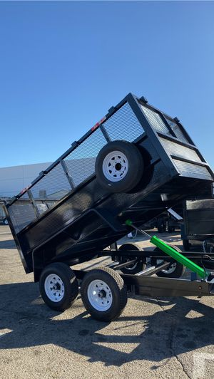 8x10x4 DUMP TRAILER for Sale in Phoenix, AZ