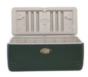 New Coleman Xtreme 150 qt Cooler, Green for Sale in Pasadena, CA
