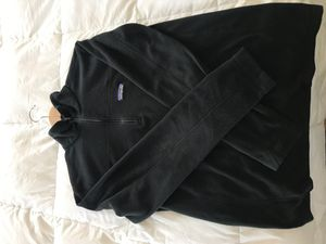 Black Patagonia Men's Fleece Size Small for Sale in Stoneham, MA