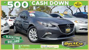 2016 Mazda Mazda3 for Sale in Fresno , CA