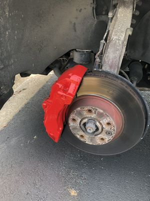 I will plasti dip your rims and paint your calipers for Sale in Des Plaines, IL