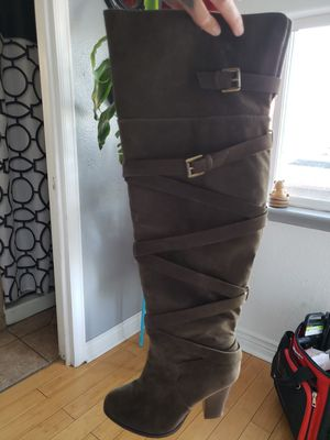 Thigh high boots for Sale in Denver, CO