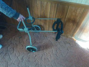 Dog wheelchair medium to large very easy adjustable for Sale in Romney, WV