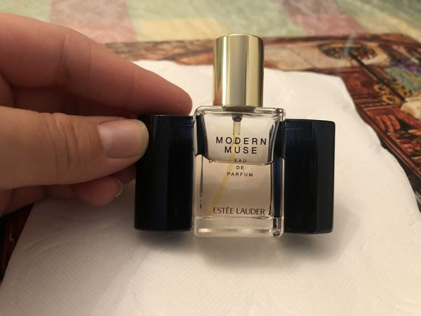 Modern muse perfume almost 75% full