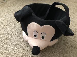 MINNIE MOUSE TOY BASKET FOR CHEAP for Sale in Clearwater, FL