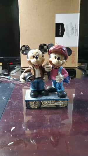 Disney Biking Sweethearts figurine 4043652 for Sale in Houston, TX