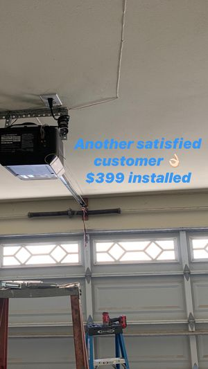 Garage Door Opener And Screens for Sale in Diamond Bar, CA