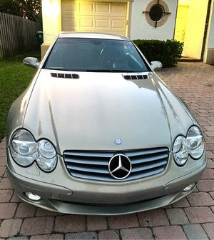 Mercedes Benz SL 500 2003 for Sale in Homestead, FL