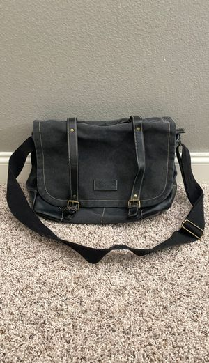 Messenger style briefcase/bag for Sale in Santa Ana, CA