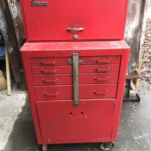 Vintage Snap on Tool Box for Sale in Hopkins, SC