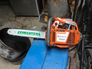 Husqvarna comercial chainsaw for Sale in Riverside, CA
