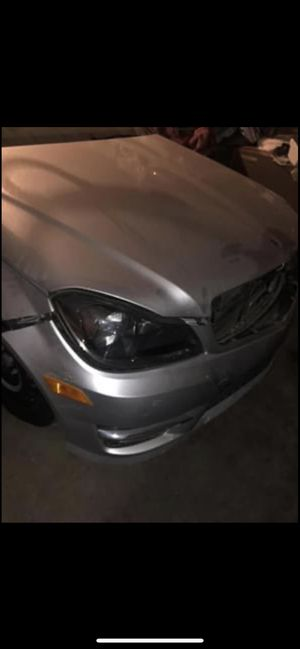 2012-2014 Mercedes Benz C 250. FOR PARTS for Sale in Fresno, CA